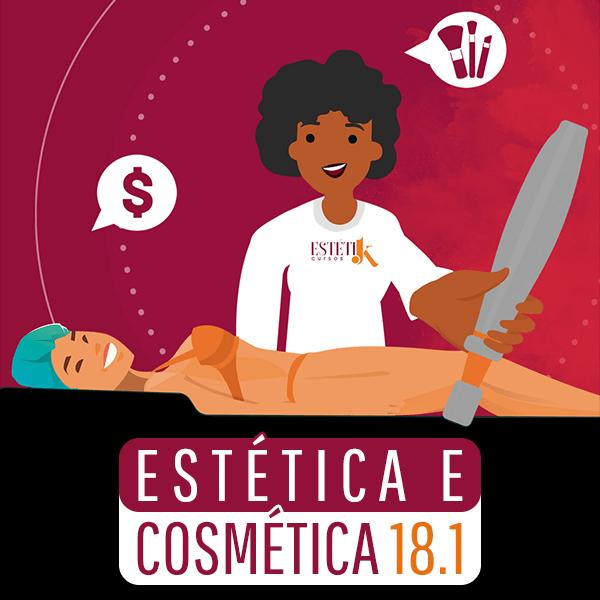 Capa - Estética e Cosmética 18.1