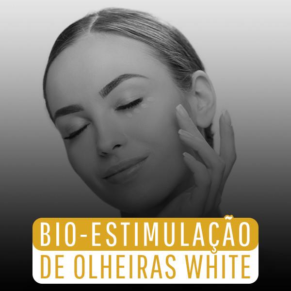 Capa - Bio-Estimulação de Olheiras White