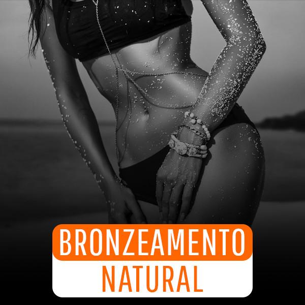 Capa - Bronzeamento Natural