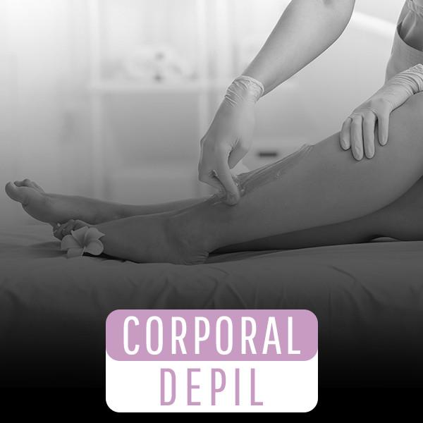 Capa - Corporal Depil