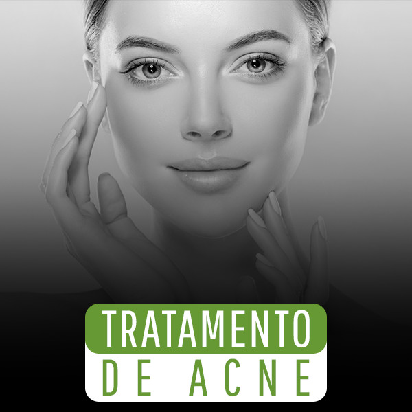 Capa - Tratamento de Acne