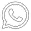 WhatsApp (Cinza Claro)